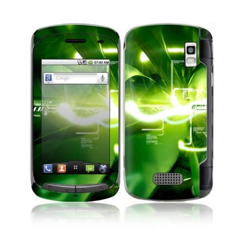 Aero Tension Design Decorative Skin Cover Decal Sticker for LG Genesis US760 Cell Phone