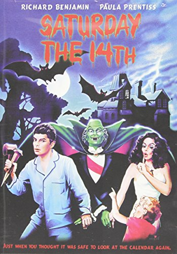 Saturday The 14th (Zorro The Gay Blade Dvd compare prices)