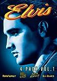 Elvis Four Movie Collection 1 (Bilingual)