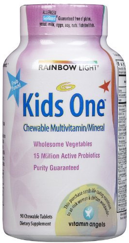 Rainbow Light Kids One Multivitamin 90 Tab ( Multi-Pack)