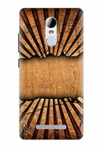 Noise Designer Printed Case / Cover for Xiaomi Redmi Note 3 / Patterns & Ethnic / Tunnel Way Design