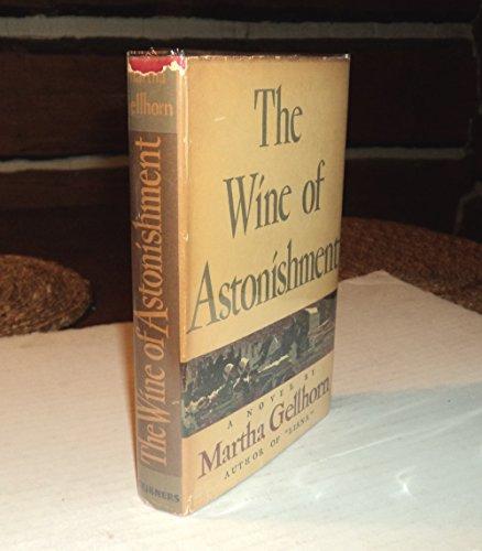 The wine of astonishment PDF