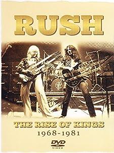 Rush - The Rise Of Kings [DVD] [NTSC] [2014]