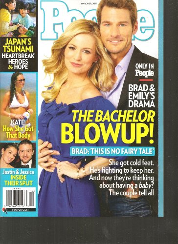 People Magazine March 28, 2011 - The Bachelor Blowup! PDF