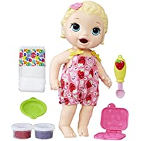 Baby Alive Super Snacks Snackin Lily (Blonde)