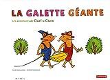 echange, troc Rieko Nakagawa, Yuriko Yamawaki - La galette géante : Les aventures de Guri et Gura