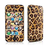 iPhone 4 / 4S skin - Leopard Spots - High quality precision engineered removable adhesive skin by Decalgirl