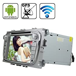 See Rungrace 7.0 inch Android 4.2 Multi-Touch Capacitive Screen In-Dash Car DVD Player for Ford Focus with WiFi / GPS / RDS / IPOD / Bluetooth Details