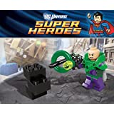 LEGO Super Heroes: LEGO Batman 2 : LEX LUTHOR Minifigure 30164 EXCLUSIVE PROMO Luther