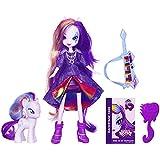 My Little Pony - Equestria Girls - Rainbow Rocks - Rarity - Poupée et Poney