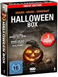 DVD Cover 'Halloween-Box (3 DVDs, Uncut Edition)