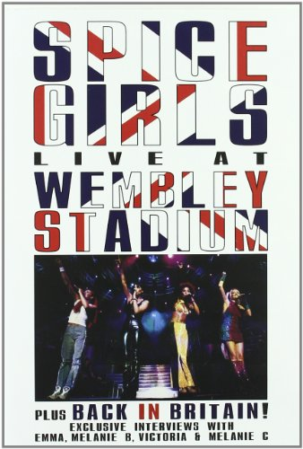 Spice Girls 1998: Live at Wemb