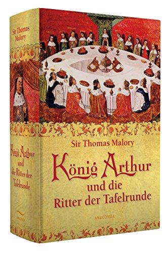 libro k nig arthur und die ritter der tafelrunde di sir thomas malory. Black Bedroom Furniture Sets. Home Design Ideas