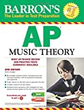 Barron's AP Music Theory with MP3 CD, 2nd Edition