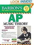 Barron's AP Music Theory with MP3 CD,...