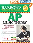 Barron's AP Music Theory with MP3 CD,...