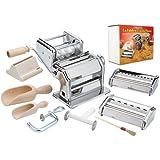 Imperia Italian 505 Machine à pâtes 9 pièces Coffret cadeau