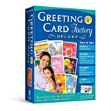 Greeting Card Factory Deluxe 8by Avanquest Software