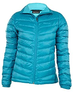 Marmot Jena Down Jacket Aqua Blue (X-Small)