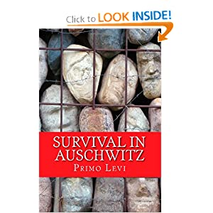 a review of survival in auschwitz a book by primo levi Free summary and analysis of chapter 1 in primo levi's survival in auschwitz (if this is a man) that won't make you snore we promise.