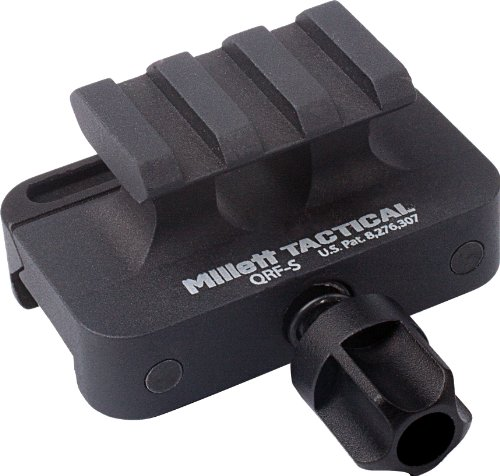 Millett Tactical Qrf-S Quick Release Standard Height Red Dot Scope Mount