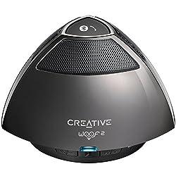 Creative (51MF8215AA001) Woof 2 Bluetooth Wireless Speaker