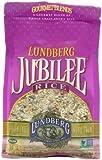 Lundberg Organic Brown Rice Cakes (Lightly Salted), 8.5