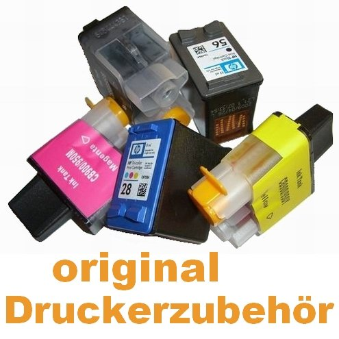 Ink cartridge n°85 cyan 3-pack, 69ml (C9431A)