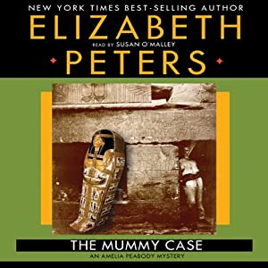 The Mummy Case Audiobook