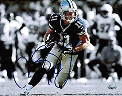 Cole Beasley Autographed Dallas Cowboys 8x10 Photo