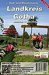 Landkreis Gotha: Rad- und Wanderkarte...