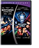Batman Forever & Batman & Robin [DVD] [Region 1] [US Import] [NTSC]