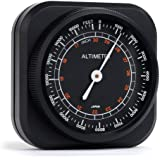 "Swift Optical 478 Altimeter/Barometer Weather Instrument, 0 to 15,000' Range, 2-1/16"" x 1-15/16"" Size"