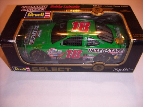 Revell Select Interstate Batteries Bobby Labonte 1998 1:24 Replica - 1