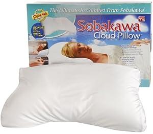 Sobakawa Cloud Pillow w/ Bonus Case