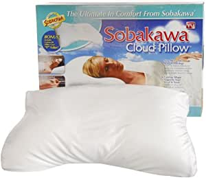 Sobakawa Cloud Pillow w/ Bonus Case