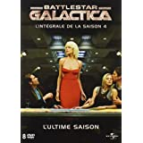 Battlestar Galactica, saison 4 - Coffret 8 DVDpar Edward James Olmos