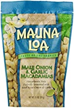 Mauna Loa Maui Onion amp Garlic 2 Bags 11oz Each Bag and 1 Tube of White Ginger Conditioning Shampoo