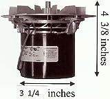Breckwell Pellet Big E Exhaust Combustion Motor w/ Gasket A-E-027 - 10-1114 MFR