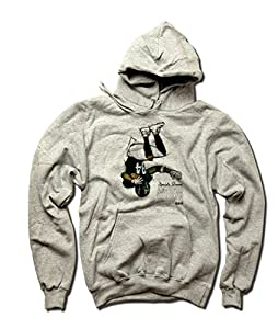 Antonio Brown NFLPA Pittsburgh Steelers Youth Hoodie Antonio Brown Upside Down B at Steeler Mania