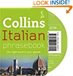 Collins Gem - Italian Phrasebook and...