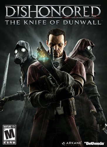 Dishonored Dlc: The Knife Of Dunwall  [Online Game Code]
