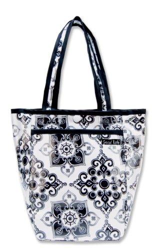 Trend Lab Mini Diaper Tote Bag, Versailles front-906146