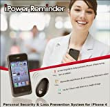 51lysYKcGXL. SL160  ARDI Tech iPower Reminder 608i   Personal Security & Loss Prevention System for iPhone 4S / iPhone 4 (Retail Packaging   Black)