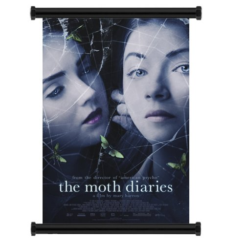 """The Moth Diaries 2012 Movie Fabric Wall Scroll Poster (16"""" x 23"""") Inches"""