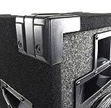 "New VM Audio VAS38P 8"" 400 Watt 3 Way DJ Passive Loud PA Speaker System"