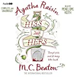 M. C. Beaton Agatha Raisin Hiss and Hers (Agatha Raisin 23)