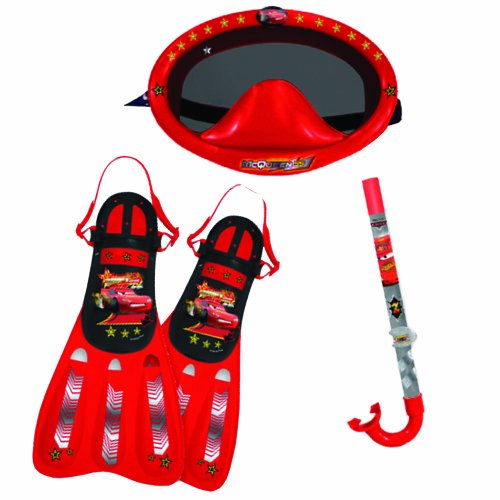 Disney Cars Snorkelling Set
