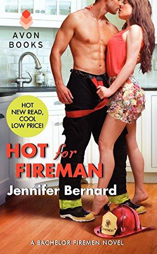 Image of Hot for Fireman: A Bachelor Firemen Novel (Bachelor Firemen of San Gabriel)