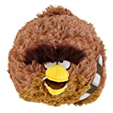 Chewbacca: ~5 Angry Birds Star Wars Mini-Plush Series (No Sound)